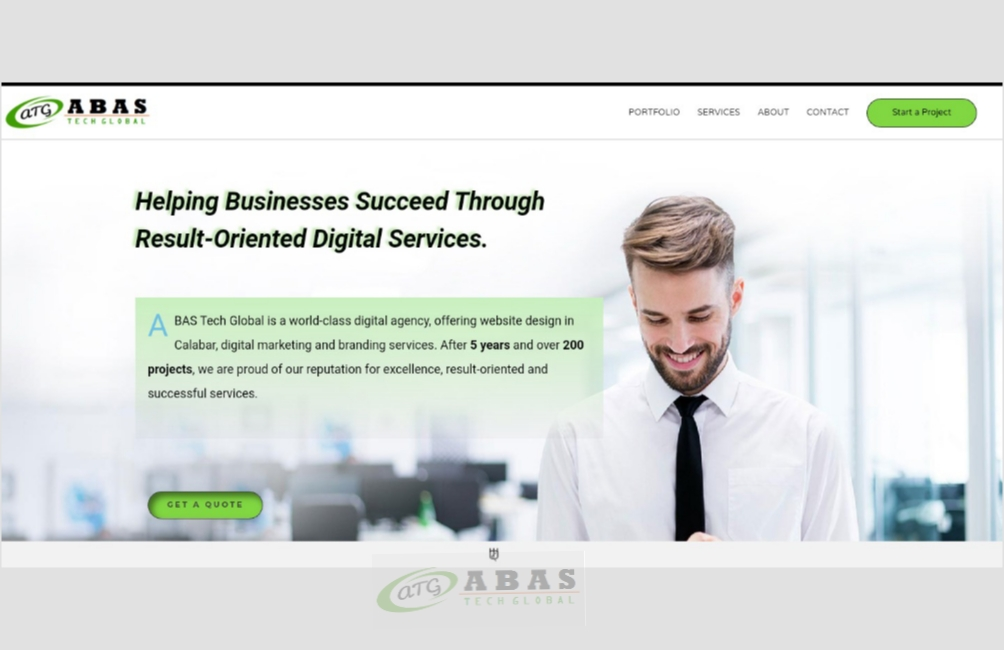 website designer in Calabar